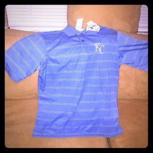 KC button up Men's shirt